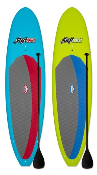 """TWO Boards + TWO Paddles Special Deal! 