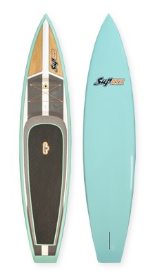 SUP ATX Paddleboard  | Model: Tour | Color: Mint | Length: 11'6"