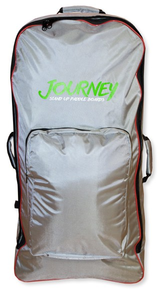 Journey iSUP Travel Backpack - Green Logo - FREE SHIPPING!