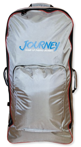 Journey iSUP Travel Backpack - Blue Logo - FREE SHIPPING!