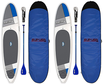 SUP USA Paddleboard Double Bundle | Model: Doheny | Length: 11'6 | FREE SHIPPING!