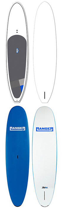 TWO Boards Special Deal! | Model: Doheny-No Logo | Length: 11'6"