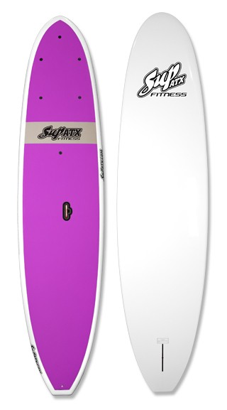 """SUP ATX Paddleboard   Model: Adventure Fitness   Length: 10'6""""   Color: Purple   FREE SHIPPING!"""
