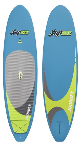 JOURNEY Paddleboard & Paddle | Color: Berry | Length: 10'6"