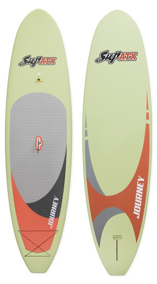JOURNEY Paddleboard | Color: Everglade | Length: 10'6"
