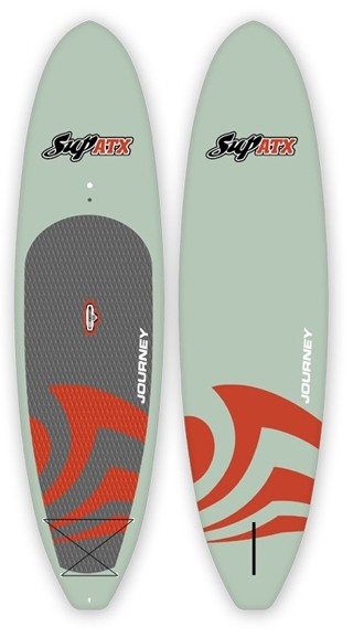 JOURNEY Paddleboard | Color: Mint | Length: 10'6"