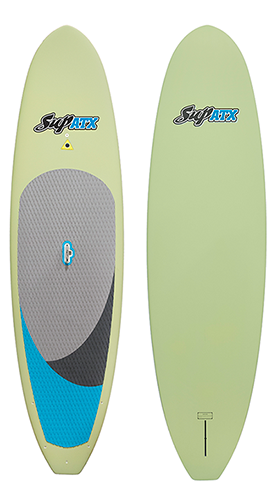 JOURNEY Paddleboard & Paddle | Color: Sage | Length: 11'6"