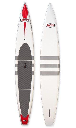 Lahui Kai Paddleboard | Model: Carbon Manta | Size: 14' x 26"