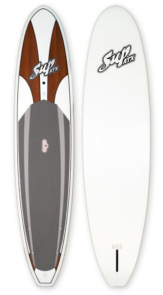 SUP ATX Paddleboard | Model: Pioneer Premium | Length: 11' | Color: Wood | SOLD OUT!