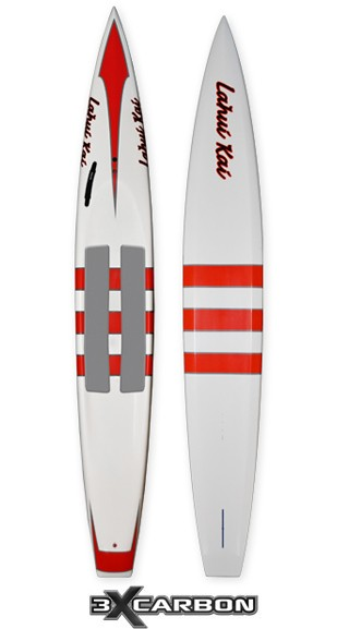 Lahui Kai Prone Paddleboard Model Prone Manta Size