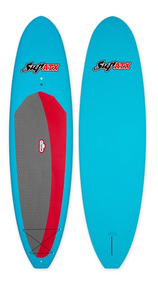 SUP ATX Journey Paddleboard | Color: Blue | Length: 10'6