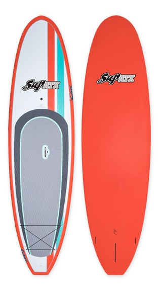 SUP ATX Paddleboard | Model: Scout Coral | Length: 10'