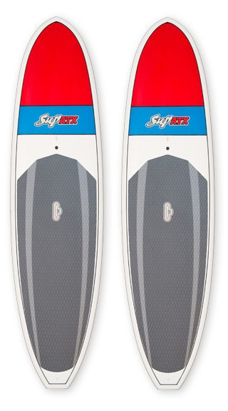 TWO Paddleboard Special | Model: Scout | Length: 11'6"