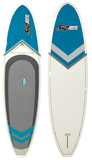 "SUP ATX Paddleboard | Model: Scout | Length: 10'6"" or 11'6"" 