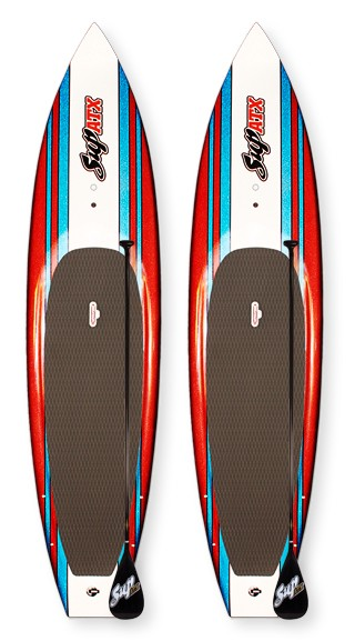 TWO Paddleboard Special | Model: Sierra LTD | Color: Metal Flake | Length: 11'6"