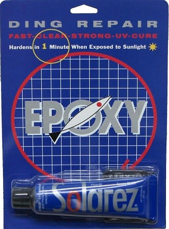 Solarez Epoxy Ding Repair - FREE SHIPPING!