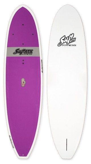 SUP ATX Paddleboard | Model: Adventure Fitness | Color: Purple | FREE SHIPPING!