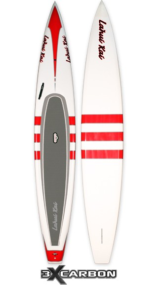 Lahui Kai SUP Board | Model: Manta 3X Carbon | Size: 14' x 26""