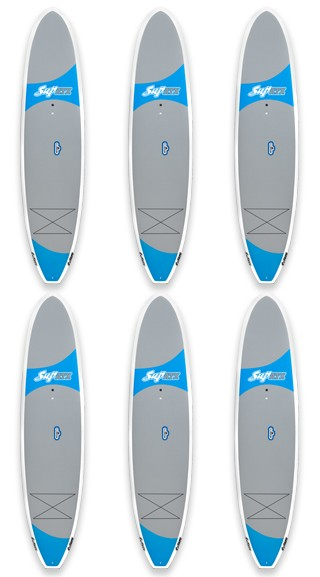 6 Board Wholesale Deal! | Model: Adventure PREMIUM (6-pack) | Length: 11'6"