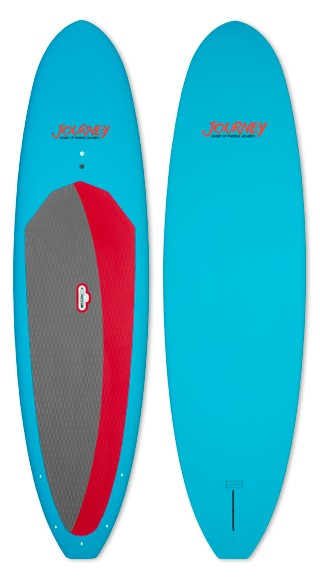 JOURNEY SUP Board | Color: Blue | Length: 10'6"