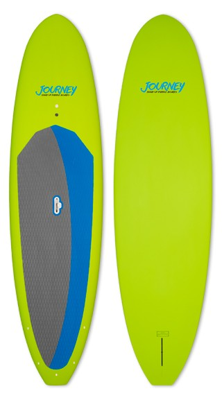 JOURNEY SUP Board | Color: Lime | Length: 10'6"