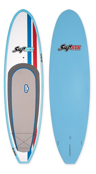 SUP ATX Paddleboard | Model: Scout Mint Blue | Length: 11'6""