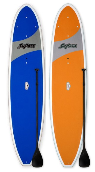 TWO Board + 2 Paddle Special Deal! | Model: Adventure | Length: 11'6"
